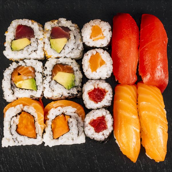 Salmon atun selection 14u.