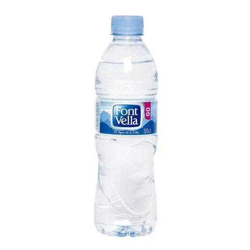 Agua Natural (50cl)