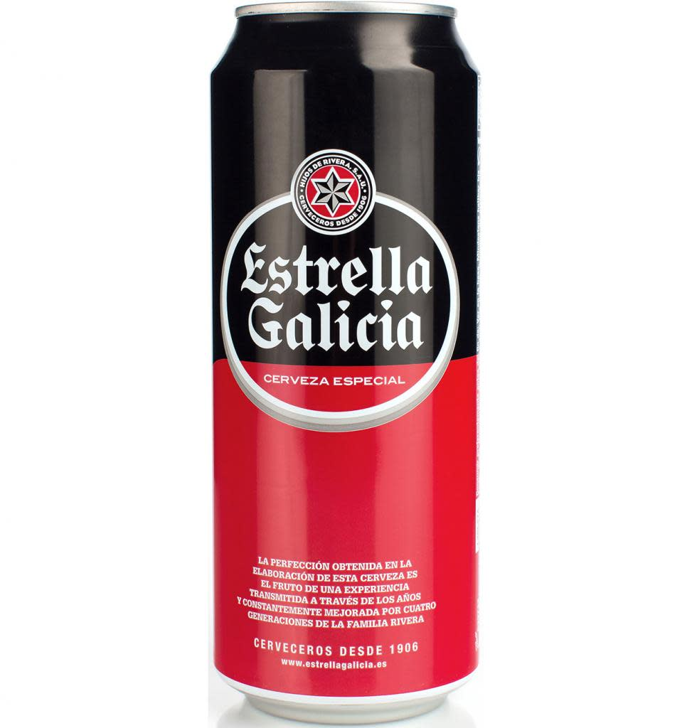 Cerveza Estrella Galicia (33cl)