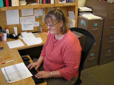 Terrie, Personal               Property Clerk