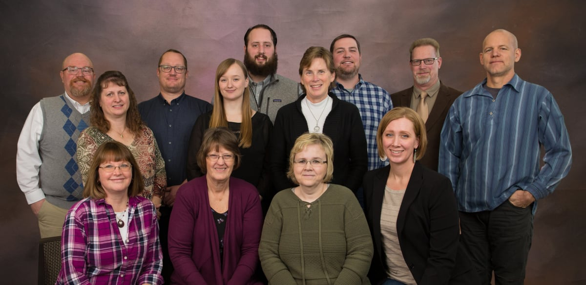 Employees of the Latah County Assessor's Office
