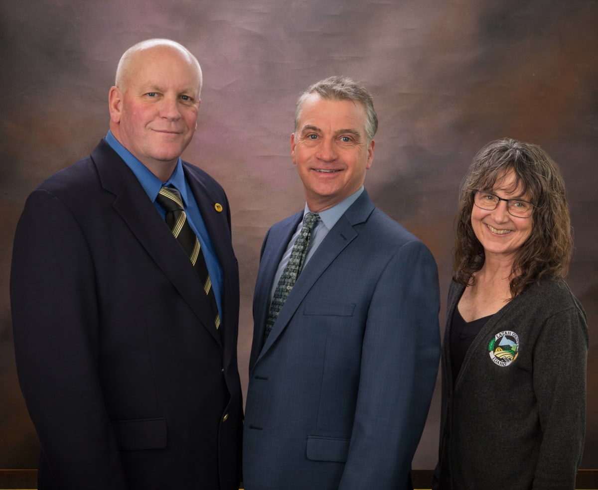 Latah County Commissioners