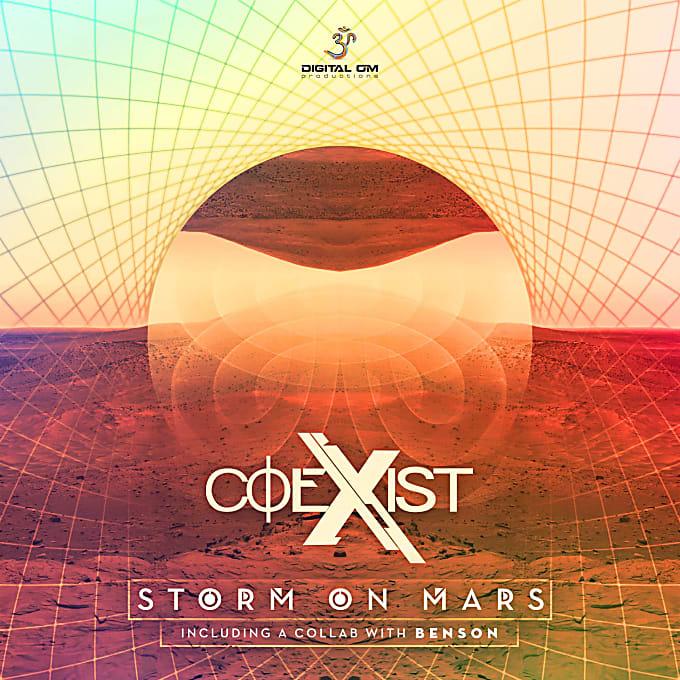 Storm On Mars