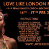 Love Like London – Kizomba Festival – 2020