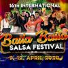 Baila Baila 16th International Salsa Festival 2020