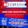Arrasando Cuban Afro-Salsa Festival 2020
