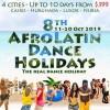 8th Afrolatin Dance Holidays-Egypt