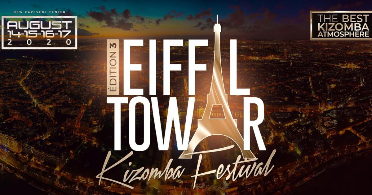 Eiffel Tower Kizomba Festival - Latin Dance Calendar