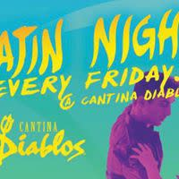 LATIN FRIDAYS /// CANTINA DIABLO'S – ROYAL OAK