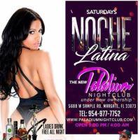 Paladium Nightclub Saturdays Noche Latina