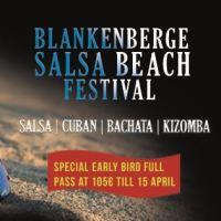 Blankenberge Salsa Beach Festival