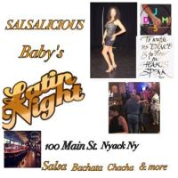 #SALSALICIOUS Baby's Latin Wednesday and beyond