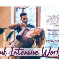 Zouk Intensive with Za Thomaier