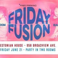 Friday Fusion June 21