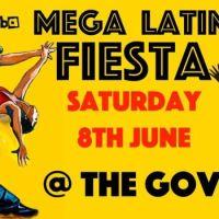 Mega Latin Fiesta at The Gov