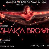 Salsa Underground DC Vinyl Social Capital Congress Pre Party