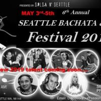 Seattle Bachata & Salsa Festival 2019
