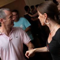 Cuban Salsa Workshop With Sky Blue
