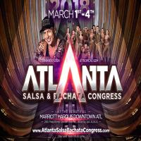 Atlanta Salsa & Bachata Festival 2018 – $10 Discount