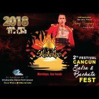 Cancun Salsa Bachata Festival – $5 Discount