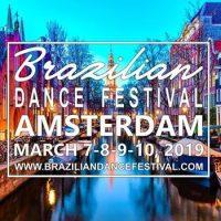 Brazilian Dance Festival Amsterdam 2019