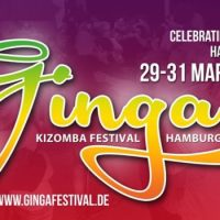 Ginga Kizomba Festival 2019 – 5th edition – Hamburg