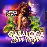 "Casaloca Latin Night – Mention ""Latin Dance Calendar"" for Free drink"