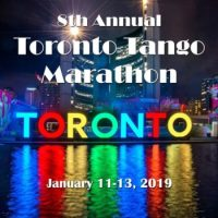 Toronto Tango Marathon 2019