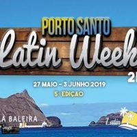 Porto Santo Latin Week 2K19