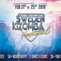 Sweden Kizomba Festival 2019 – 5th Edition
