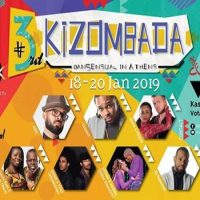 3rd Kizombada Dansensual in Athens 2019