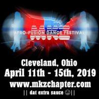 2019 Afro-Fusion Dance Fest.
