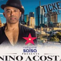 NINO Acosta Melbourne TOUR – International Bachata Artist
