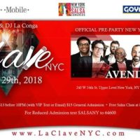 La Clave NYC – NYISC Pre-Party at Iguana NYC! - Latin Dance Calendar ddcbc9cb3ca