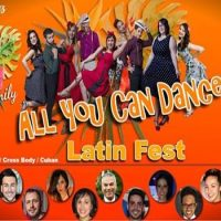 All You Can Dance Latin Festival