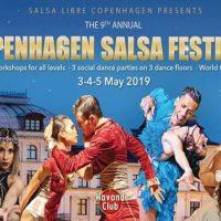 Copenhagen Salsa Festival 2019