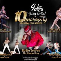 Salsa Spring Festival 2019 – 10th Anniversary