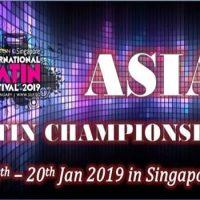 Asia Latin Championship 2019