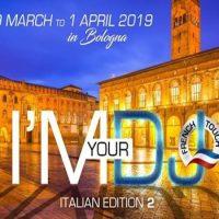 I'M YOUR DJ – Italian Edition 2