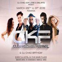 Cluj Kizomba Festival (4th) – Romania