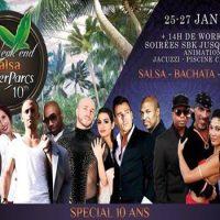 Weekend CenterParcs Special Edition 10 – Salsa Bachata Kizomba