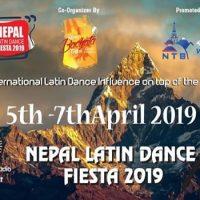 Nepal Latin Dance Fiesta 2019
