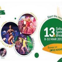 13th Salsa Spring Break: Karel, Bersy, Rodrigo, Adolfo & Lorenita