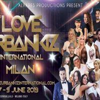 2nd – Love Urban Kiz International 2019