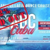 Aventura Dance Cruise Cuba 2019