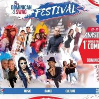 Dominican SWAG Festival -2nd WORLD Traditional Bachata Competition
