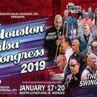 Houston Salsa Congress 2019