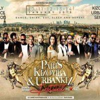 Paris Kizomba Urbankiz Semba Festival