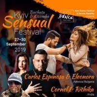 Kyiv Sensual Festival 2019