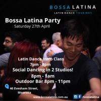 Bossa Latina Party